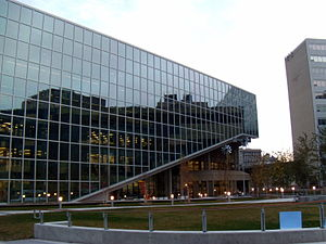 Millennium Library (Winnipeg) - Winnipeg's Millennium Library