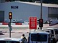 Winston Churchill Avenue runway crossing.jpg
