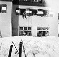 Winter, skis, sunbathe Fortepan 12473.jpg