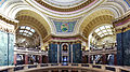 Wisconsin State Capitol dome interior panorama.jpg