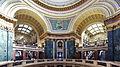Wisconsin State Capitol dome interior panorama.jpg