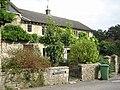 Wisteria-clad house in Westcombe - geograph.org.uk - 585250.jpg