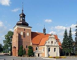 Wloclawek - kościol Jana Chrzciciela.JPG