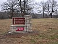 Wm. Minor Mon. Sign 70 at 3 Trails Corridor (66c59bc1cb904d65ac5a4052974834c9).JPG