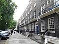 Woburn Square (east side), London 3.jpg