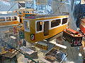 Wooden toy trams at Sporvejsmuseet 07.JPG
