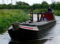 Working narrowboat near Barlaston, Staffordshire - geograph.org.uk - 1479618.jpg