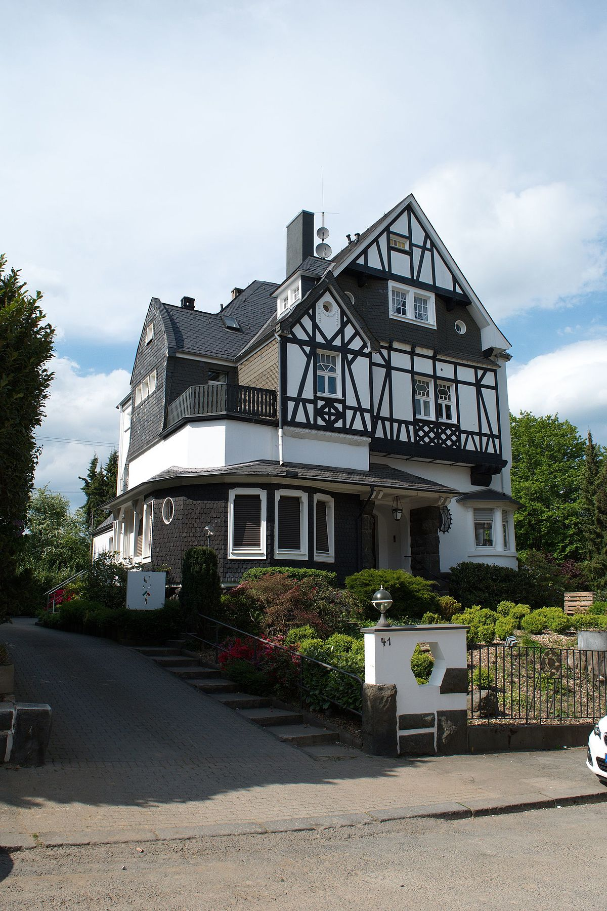 Villa Media Wuppertal Hotel