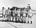 X-15 pilots clown around (5135053980).jpg