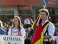 XXXIV Fiesta Nacional del Inmigrante - desfile - colectividad alemana.JPG