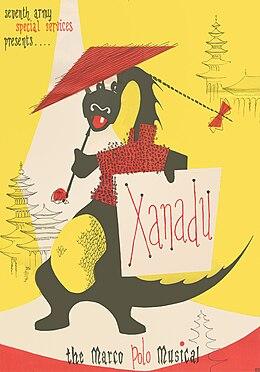 xanadu the marco polo musical wikipedia