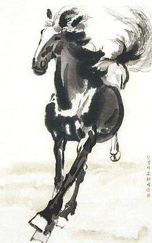 Chinese Brush Paintings Of Rabbits