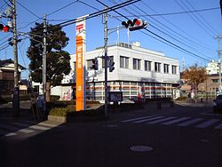 Yachimata Post Office