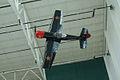 Yakovlev Yak-50 Below fuselage EASM 4Feb2010 (14591045725).jpg