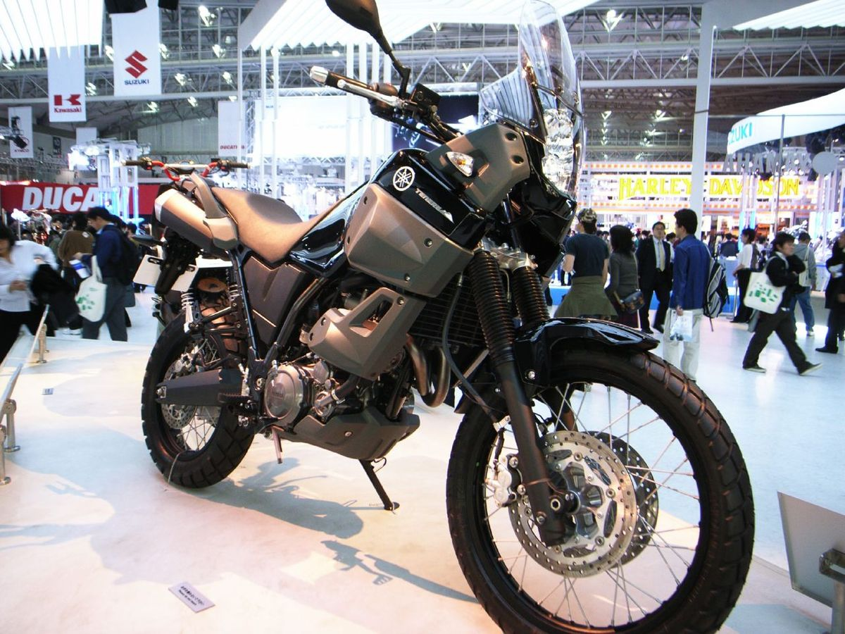yamaha xt660z t n r wikipedia. Black Bedroom Furniture Sets. Home Design Ideas
