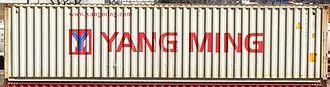 Yang Ming Marine Transport Corporation - Yang Ming container