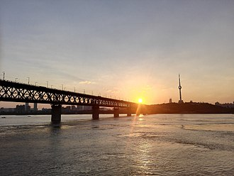 Wuhan Yangtze River Bridge - Wuhan Yangtze River Bridge
