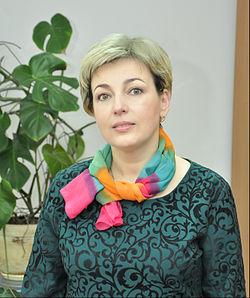Світлана Ястремська,січень 2016