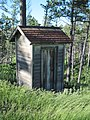 Ye Olde Outhouse at the Wohlers Homestead!.JPG