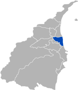 Wujie Township in Yilan County