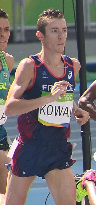 Yoann Kowal - Kowal at the 2016 Olympics