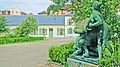 Zürich Kaserne Militäranlage.JPG