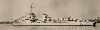 German destroyer Z3 Max Schultz - Image: Z 3 Max Schultz