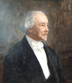 Portrætter af Zacharias Topelius, lavet af Maria Wiik.