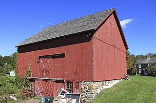 Barn Agricultural building used for storage and as a covered workplace