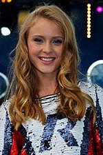 Zara Larsson nel 2013