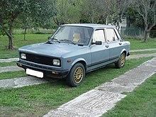 Fiat 128 - Wikipedija, prosta enciklopedija