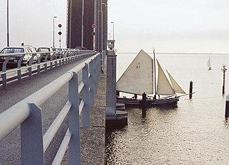 Zeeland Bridge - Zeeland Bridge (bascule bridge part)