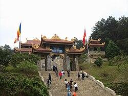 Zen Monastery Truc Lam Tay Thien.JPG