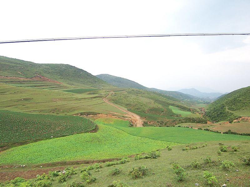 File:Zhaoyang, Zhaotong, Yunnan, China - panoramio - hilloo (55).jpg