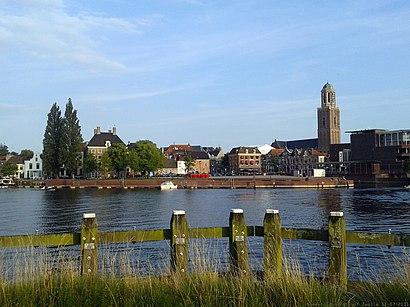 So kommt man zu Zwolle mit den Öffentlichen - Mehr zum Ort Hier