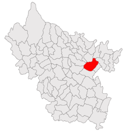 Location of Ziduri