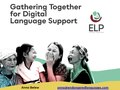 """Gathering Together for Digital Language Support"" - ContribuLing 2021 Keynote speech.pdf"