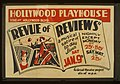 """Revue of reviews"" a musical satire of today LCCN98516805.jpg"