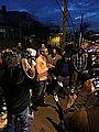 """We must celebrate this individual"" (drums) vigil for Marion Barry, Washington, DC USA (15240725934).jpg"