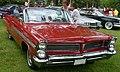 '63 Pontiac Parisienne Convertible (Auto classique St-Bruno-De-Montarville VAQ '13).JPG