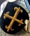 Äbtetafel Weißenau 03 Nr01 Johannes IV Schütz Wappen.jpg