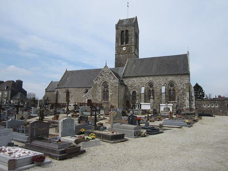 Église Notre-Dame de Fleury, Manche