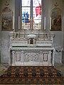 Église Saint-Just de Lyon - Autel de la nef gauche.jpg