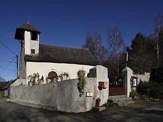 Arrayou-Lahitte - The church of Saint-Martin
