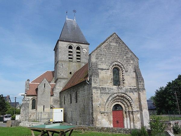 Photo de la ville Condé-sur-Aisne