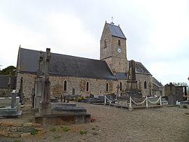 The church of Notre-Dame de l'Assomption