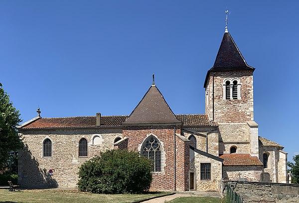 Photo de la ville Biziat
