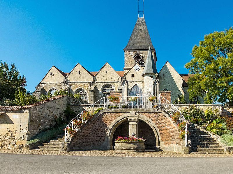 L'église de Loisy-en-Brie