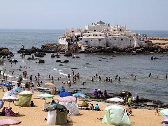 Hay Hassani - Îlot de Sidi Abderrahmane, Hay Hassani, 2005