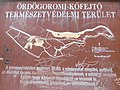 Ördög-orom Quarry Conservation Area. East entry. - Budapest.JPG